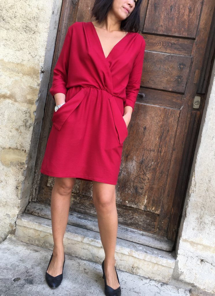 mode couture robe belleville louisantoinette