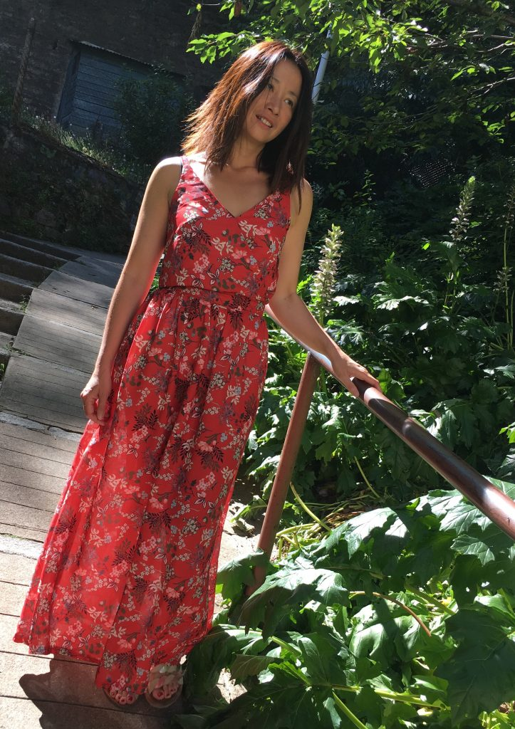 Robe EOWYN by Mimoi & Sew la jupe – Bennytex